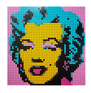 LEGO® Art 31197 Andy Warhol's Marilyn Monroe - My Hobbies