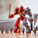 LEGO® 71720 NINJAGO® Fire Stone Mech - My Hobbies