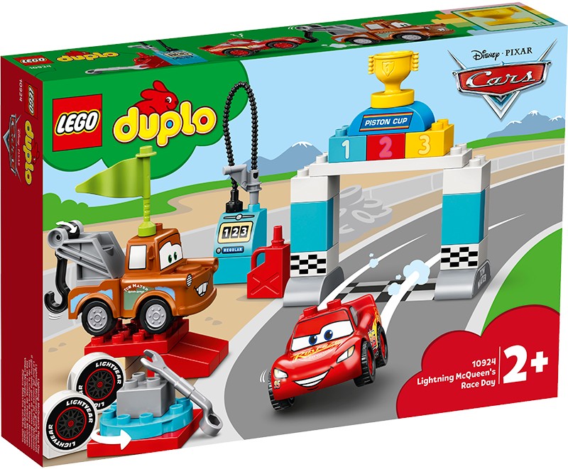LEGO® 10924 DUPLO® Lightning McQueen's Race Day - My Hobbies