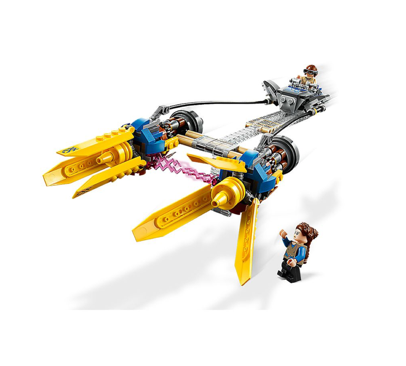 LEGO® 75258 Star Wars™ Anakin's Podracer™ – 20th Anniversary Edition - My Hobbies