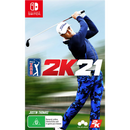 PGA Tour 2K21 - My Hobbies