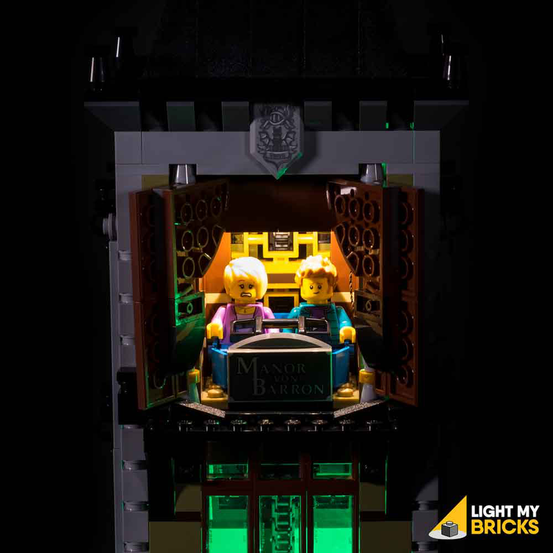LEGO HAUNTED HOUSE 10273 LIGHT KIT (LEGO Set Are Not Included ) - My Hobbies