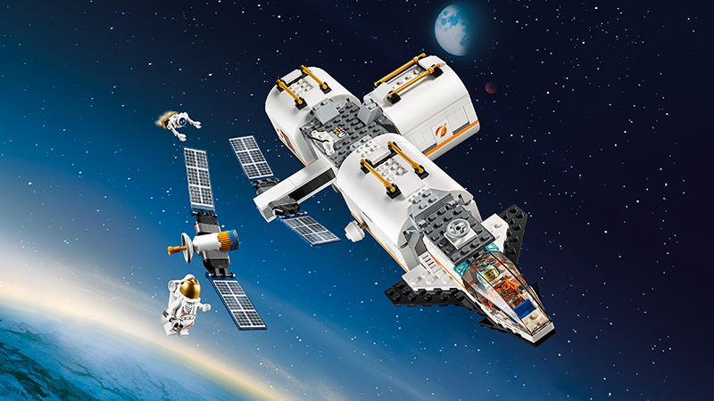 LEGO® 60227 City Lunar Space Station - My Hobbies