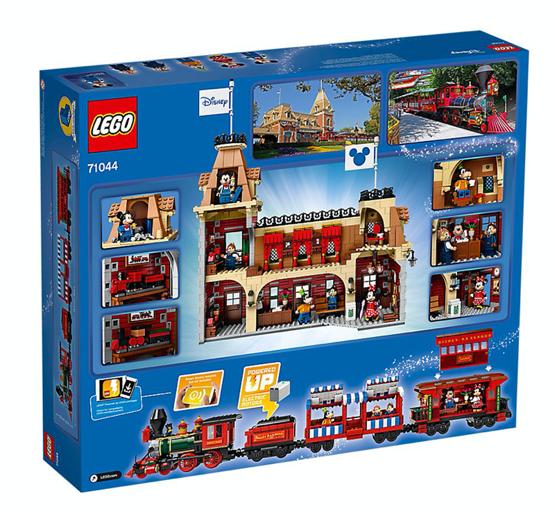 LEGO® 71044 Disney™ Train and Station - My Hobbies