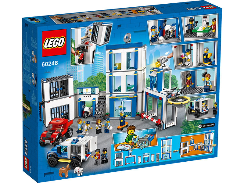 LEGO® 60246 City Police Station