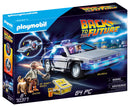 Playmobil - Back to the Future DeLorean - My Hobbies