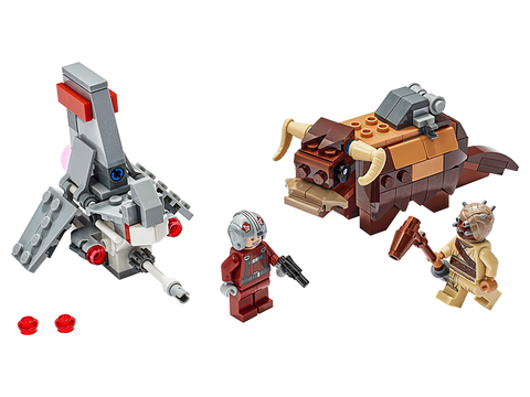 LEGO 75265 Star Wars T-16 Skyhopper™ vs Bantha™ Microfighters