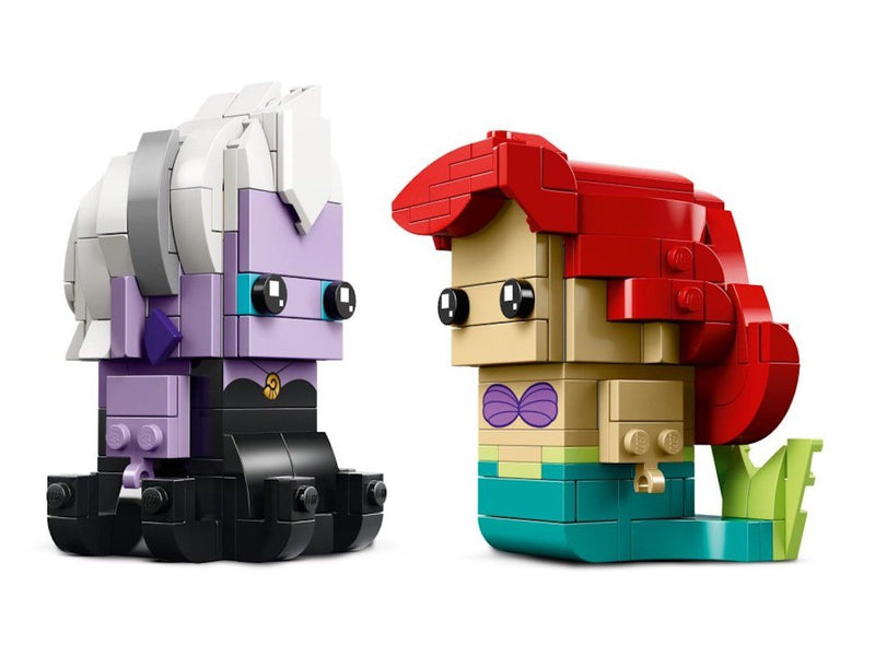 LEGO® 41623 BrickHeadz Mermaid & Ursula - My Hobbies