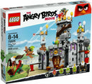 LEGO® 75826 The Angry Birds Movie King Pig's Castle - My Hobbies