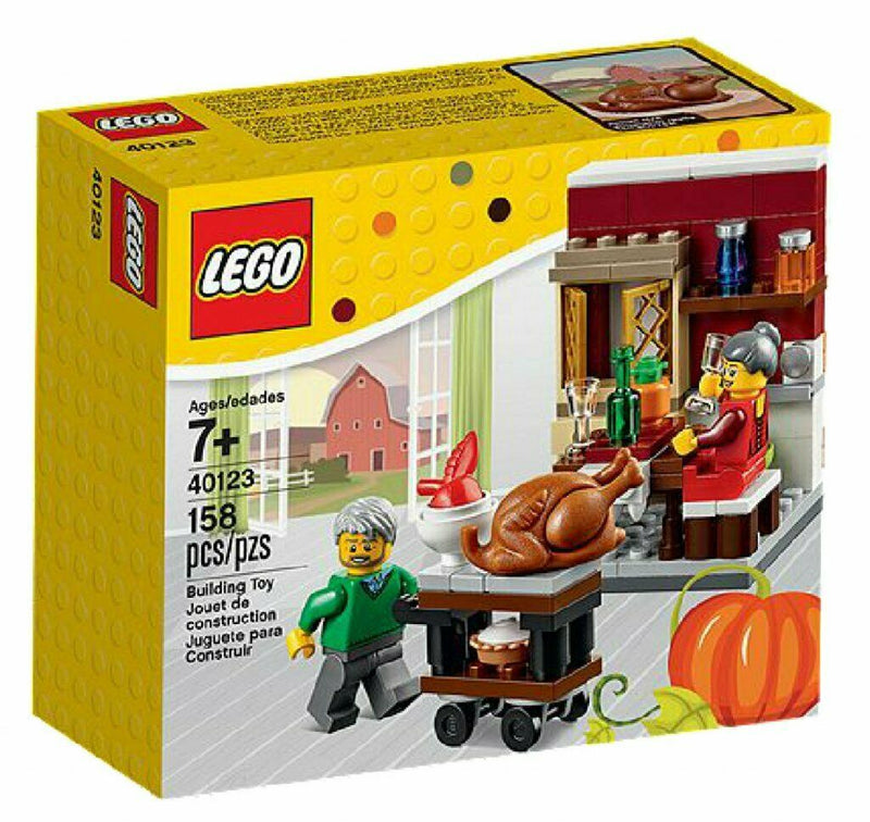 LEGO 40123 Thanksgiving Feast - My Hobbies