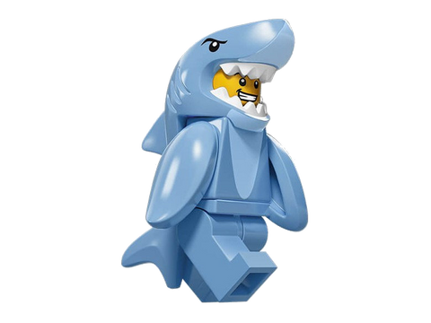 LEGO 71011 Minifigures Series 15 Shark Guy