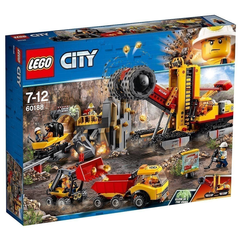 LEGO® 60188 City Mining Experts Site - My Hobbies