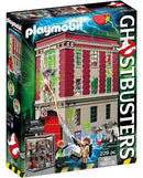 Playmobil - Ghostbusters Firehouse - My Hobbies