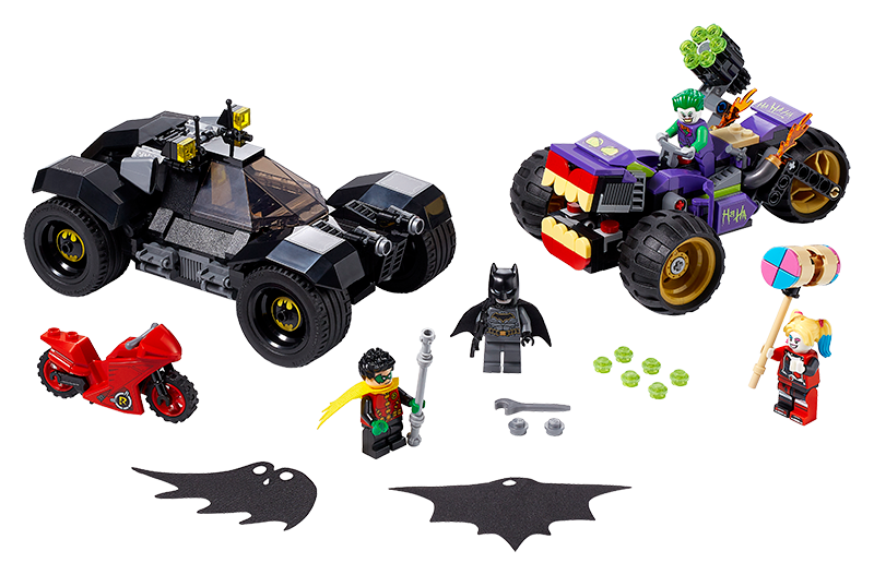 LEGO® 76159 DC Super Heroes Joker's Trike Chase - My Hobbies