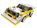 LEGO® 76897 Speed Champions 1985 Audi Sport quattro S1 - My Hobbies