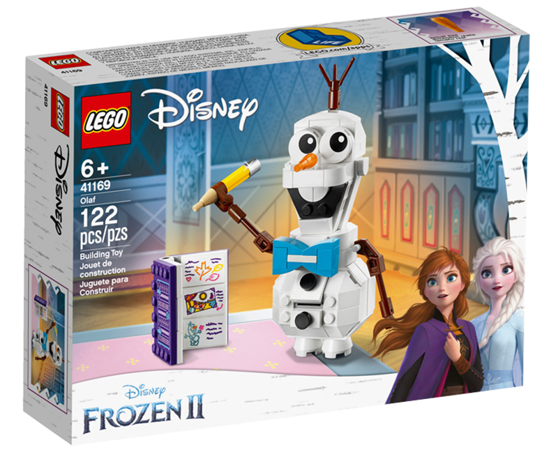 LEGO® 41169 Disney™ Olaf - My Hobbies