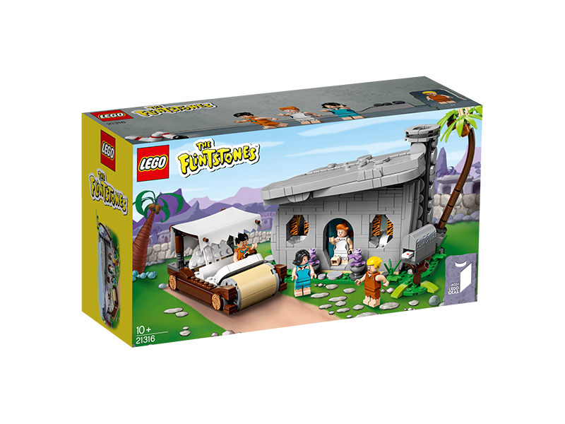 LEGO 21316 Ideas The Flintstones - My Hobbies