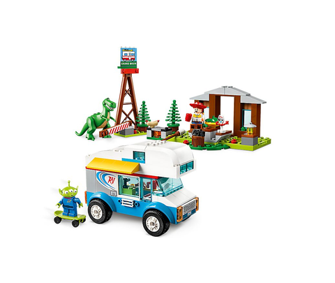 LEGO 10769 Juniors Toy Story 4 RV Vacation