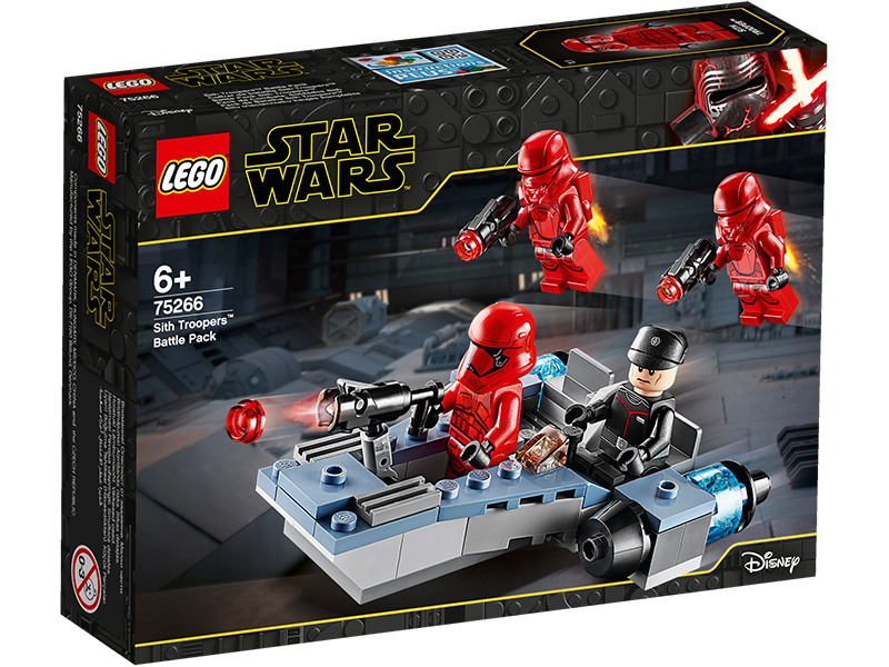 LEGO® 75266 Star Wars™ Sith Troopers™ Battle Pack - My Hobbies