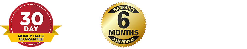 ISOtunes 6 month guarantee
