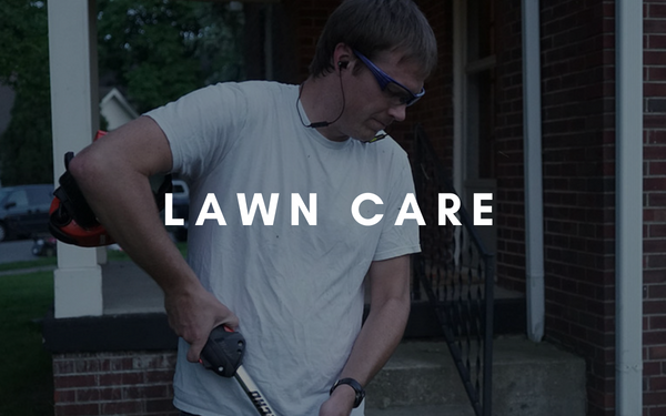 ISOtunes for Lawn Care