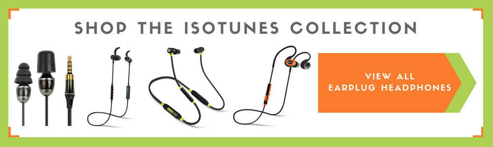 Shop ISOtunes Earplug Headphones