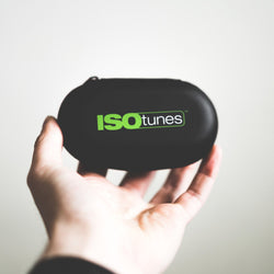 ISOtunes Original Travel Case