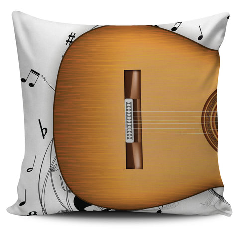 Guitar Throw Pillow Covers