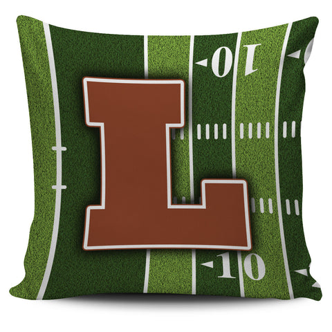 LOVE Football Pillow Covers