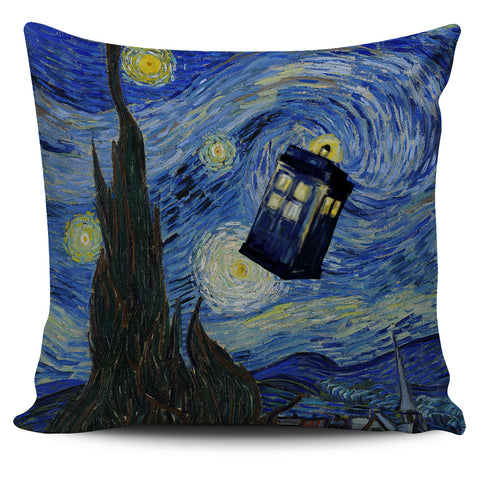 Off Into the Stars Pillow Cover