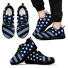 Dallas Football Flag Sneakers