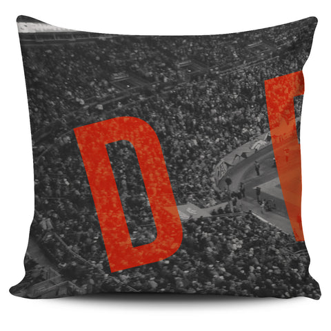 Denver Football Pillow Covers