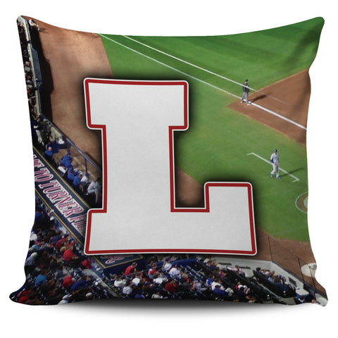 Love Baseball Pillow Covers