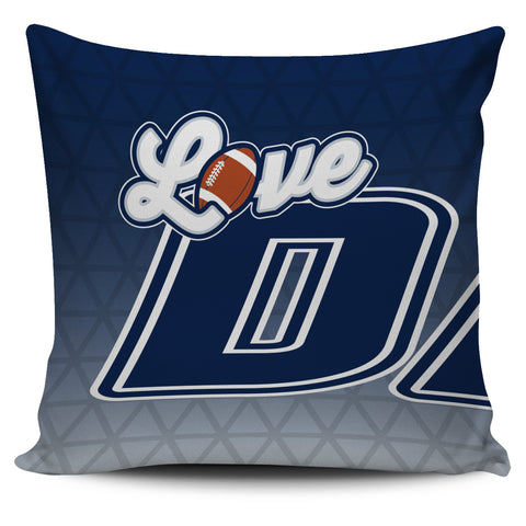 Love Dallas Football Pillow Covers