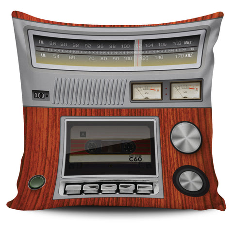 Stereo Pillow Covers