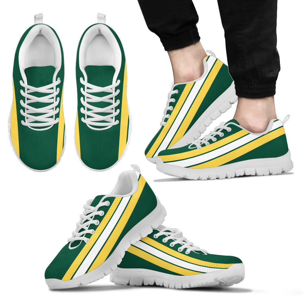 Green Bay Football Sneakers