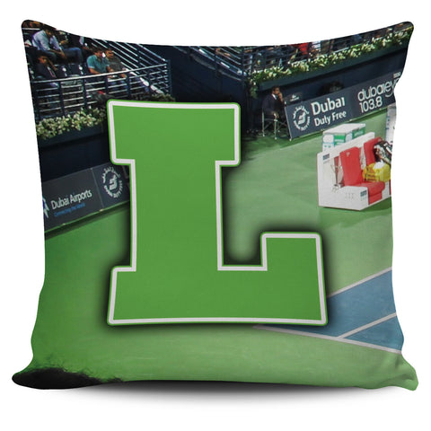Love Tennis Pillow Covers