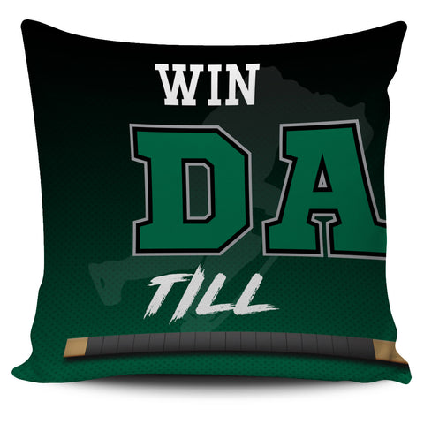 Win Lose or Tie Dallas Hockey Pillow Covers