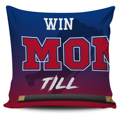 Win Lose or Tie Montreal Hockey Pillow Covers