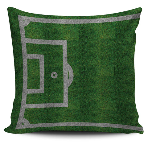 Soccer Field Pillow Covers