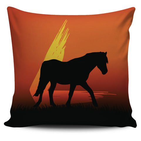 LOVE Horses Pillow Covers