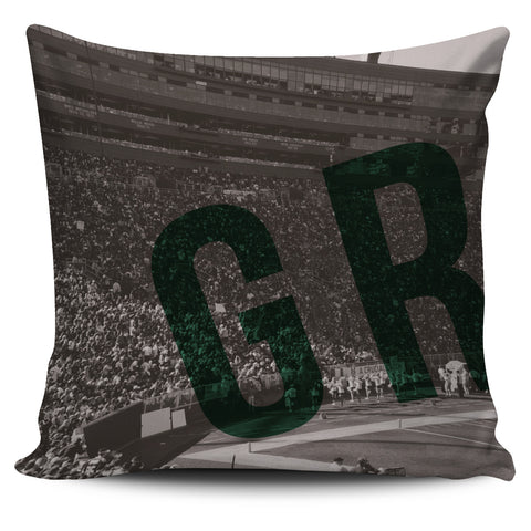 Green Bay Football Pillow Covers