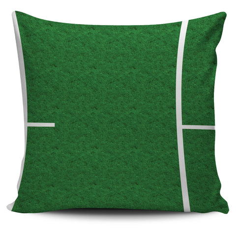 Tennis Court Pillow Covers