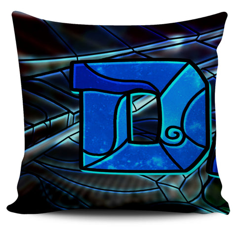 Dallas Football Stained Glass Stadium Pillow Covers