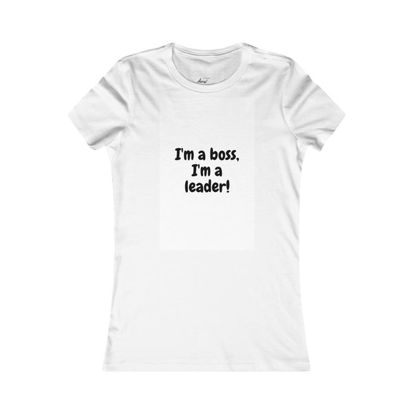 I am Boss Shirt