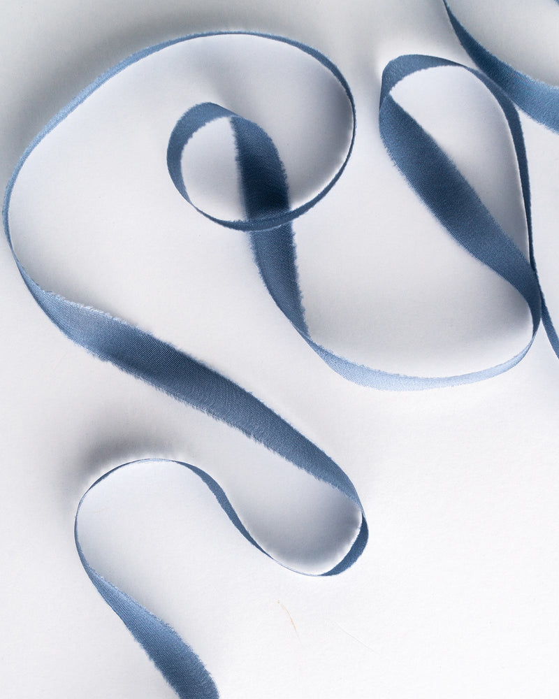 Sea Silk Ribbon Trim