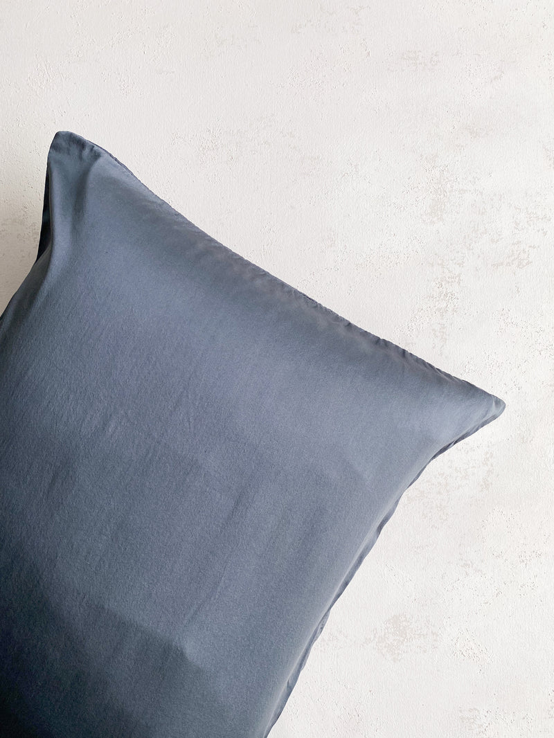 Silk Pillowcase in Ocean