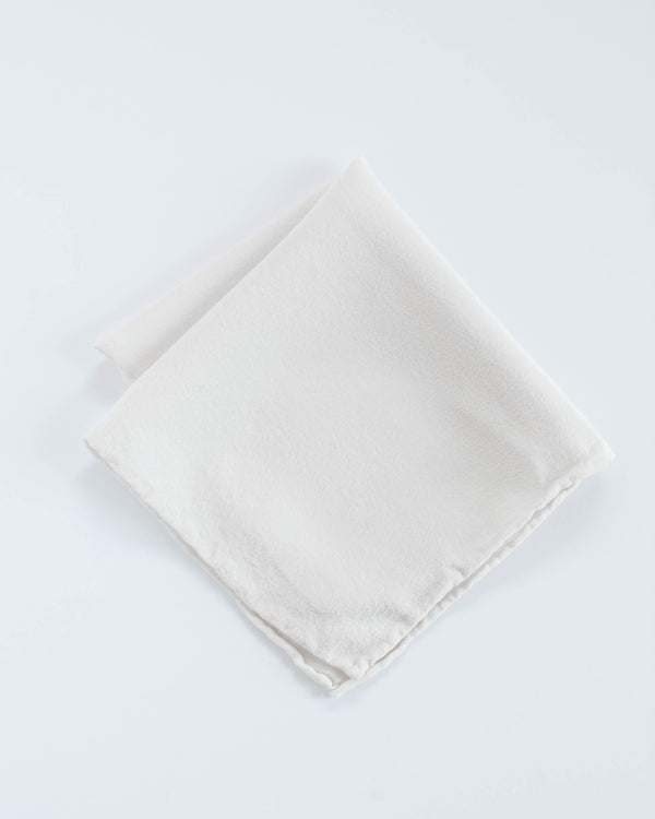 'The Hankie' Washable Silk Scarf in Cotton