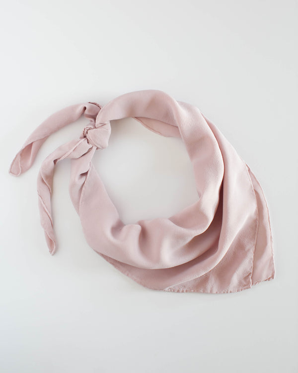 Tono + co Classic Silk Ribbon in Blush. Lovingly hand-dyed in Santa Ana, California and available in 24 signature colors. Check out our website for more color, style, and lookbook inspiration.
