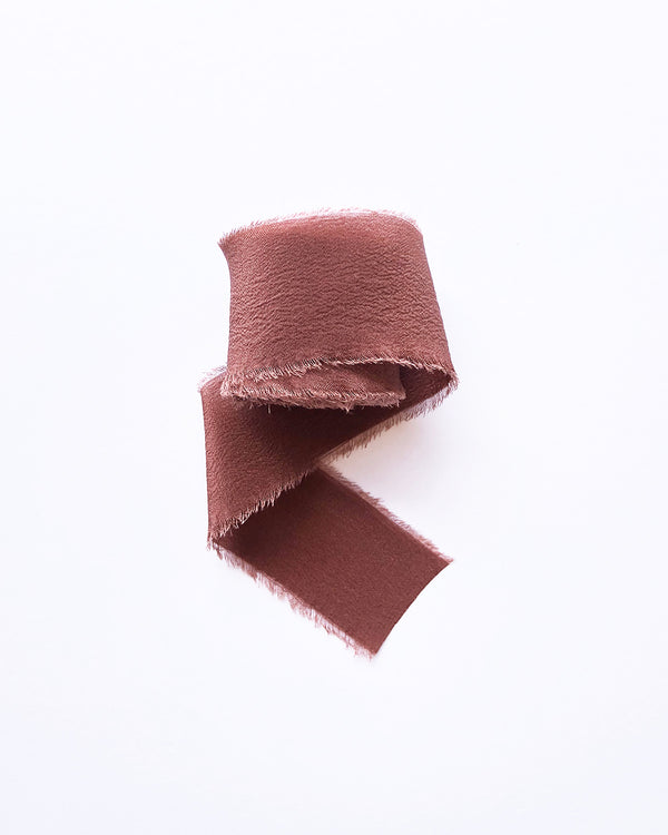Bronze Silk Classic Ribbon 031